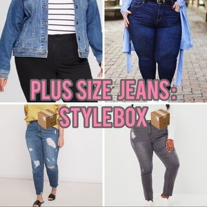 Plus size mystery box Style me Fashion Fun !!!